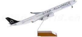 南非航空 Airbus A340-600 ZS-SNC 星空联盟