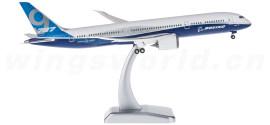 Boeing 787-9 原厂涂装