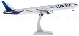 科威特航空 Boeing 777-300ER 9K-AOC