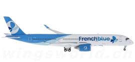 French Blue 法国蜜蜂航空 Airbus A350-900 F-HREU