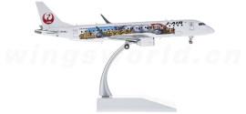 日本航空 Embraer ERJ-190 JA248J 小黄人彩绘