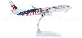 马来西亚航空 Boeing 737-800 9M-MXS