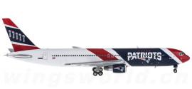 New England Patriots Boeing 767-300 N36NE