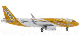 新加坡酷航 Airbus A320 9V-TRN