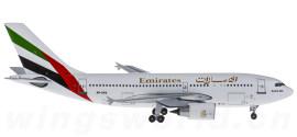 Emirates 阿联酋航空 Airbus A310-300 A6-EKK