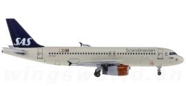 北欧航空 Airbus A320 OY-KAY