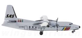 北欧航空 Fokker F-27 LN-RNX
