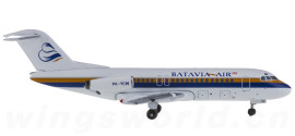 巴达维亚航空 Batavia Air Fokker F-28-4000 PK-YCM