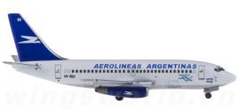 阿根廷航空 Boeing 737-200 LV-ZEC