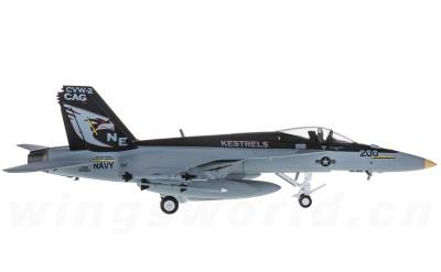 U.S. Navy 美国海军 McDonnell Douglas F/A-18E VFA-137 NE200