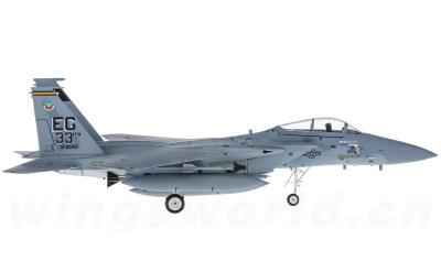美国空军 McDonnell Douglas F-15C AF85102