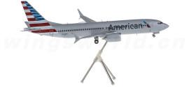 American Airlines 美国航空 Boeing 737 MAX 8 N324RA