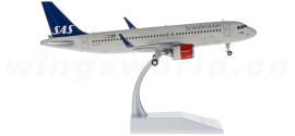 SAS 北欧航空 Airbus A320Neo LN-RGL