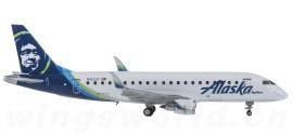 阿拉斯加航空 Embraer ERJ-175 N182SY