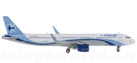 Interjet 英特捷特航空 Airbus A321 XA-GEO