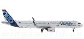 Airbus A321Neo F-AVXB 原厂涂装 LEAP发动机