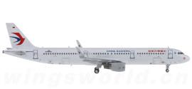 中国东方航空 Airbus A321 D-AYAH