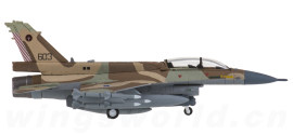 以色列空军 Lockheed Martin F-16D