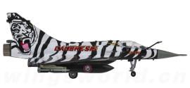 法国空军 Dassault Mirage 2000C 幻影 12-YM EC 1/12 2006老虎会涂装