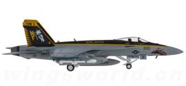 美国海军 Boeing F/A-18E 超级大黄蜂 VFA-27 NF 200