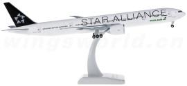 EVA Air 长荣航空 Boeing 777-300ER B-16701 星空联盟