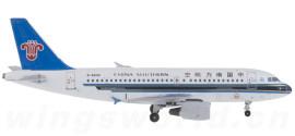 中国南方航空 Airbus A319 B-6202