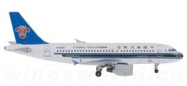 中国南方航空 Airbus A319 B-6203