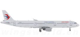 中国东方航空 Airbus A321 B-6345