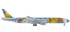 ANA 全日空 Boeing 777-300 JA754A 皮卡丘