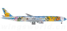 全日空 Boeing 777-300 JA754A 皮卡丘