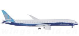 Boeing 787-10 N528ZC 波音涂装