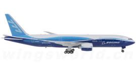 Boeing 777-200LR N6066Z 波音涂装