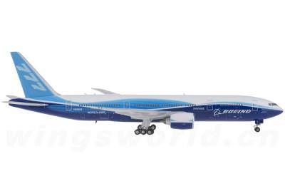 Phoenix 1:400 Boeing 777-200LR N6066Z 波音涂装