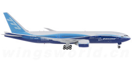 Boeing 777-200LR N6066Z 波音涂装 郑和号