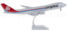 卢森堡货运航空 Boeing 747-8F LX-VCL 货机
