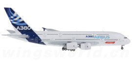 Airbus A380-800 F-WWOW 珠海航展涂装
