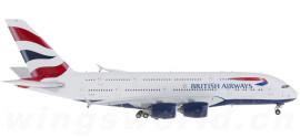 British Airways 英国航空 Airbus A380 G-XLEK
