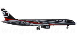 SF Airlines 顺丰航空 Boeing 757-200 B-2899 国航鼻子