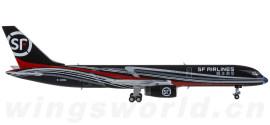 SF Airlines 顺丰航空 Boeing 757-200 B-2899 南航鼻子