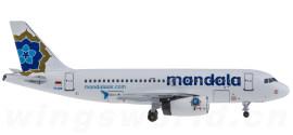 Mandala Air Airbus A319 PK-RMF