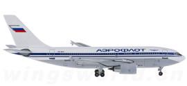 Aeroflot 俄罗斯航空 Airbus A310 VP-BAG
