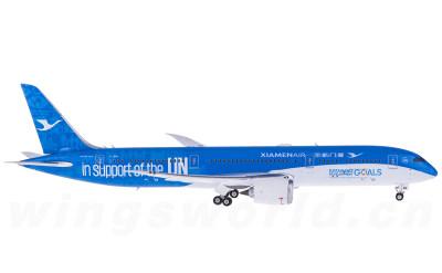 Phoenix 1:400 XiamenAir 厦门航空 Boeing 787-9 B-1356 联合国彩绘