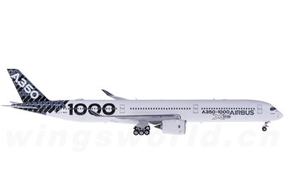 Phoenix 1:400 Airbus A350-1000 F-WLXV 原厂涂装