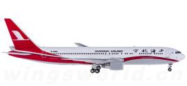Shanghai Airlines 上海航空 Boeing 767-300ER B-2563