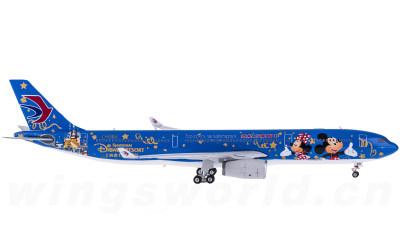 Phoenix 1:400 China Eastern 中国东方航空 Airbus A330-300 B-6120 迪士尼彩绘