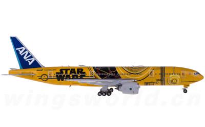 Phoenix 1:400 ANA 全日空 Boeing 777-200ER JA743A 星球大战