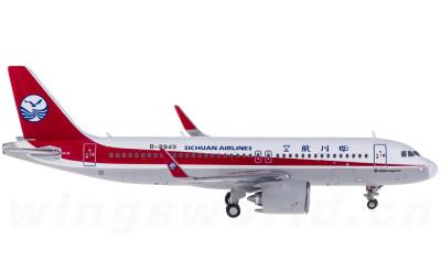 Geminijets 1:400 Sichuan Airlines 四川航空 Airbus A320neo B-8949