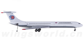 Air Koryo 朝鲜高丽航空 Ilyushin IL-62M
