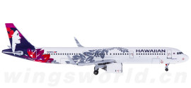 Hawaiian Airlines 夏威夷航空 Airbus A321neo N204HA