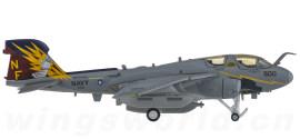 美国海军 Northrop Grumman EA-6B 徘徊者 VAQ-136 The Gauntlets NF 500 160707